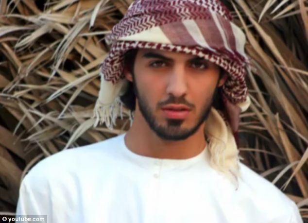 The in most world handsome arab man Top 60