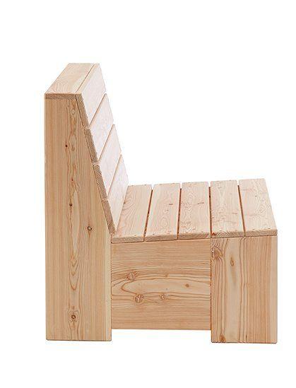 Sessel oder Sitzbank mit Lehne Entscheiden Sie selber was Sie