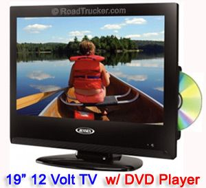 A Built In Dvd Player And 12 Volt Operation Make This Flat Screen Lcd Tv With Integrated Hdtv Tuner Ideal For Tahoe Trip South Lake Tahoe Recreational Vehicles