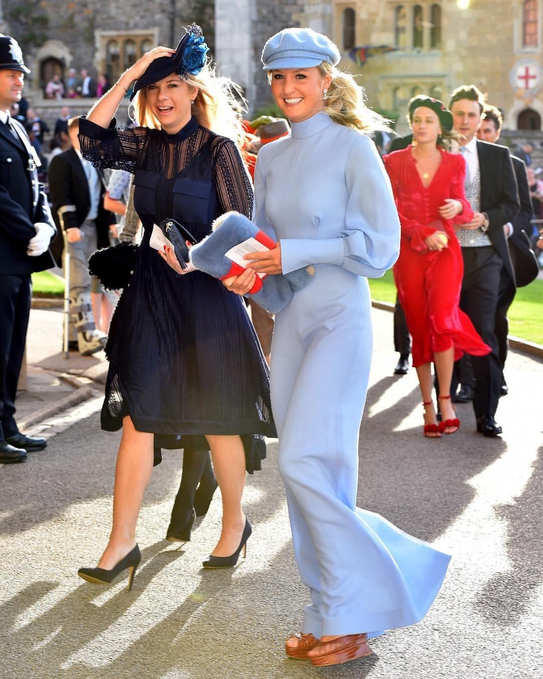 Blimey! Prince Harry's Ex-girlfriend, Chelsy Davy, Showed