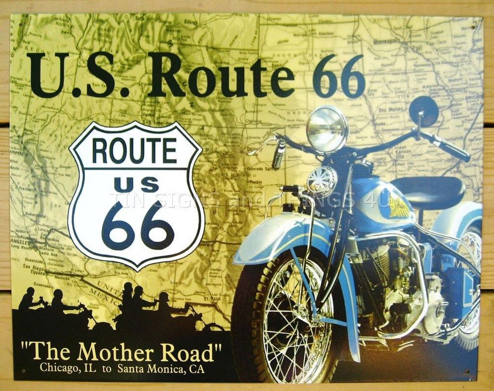 Famous Route 66 Wall Decor Images - The Wall Art Decorations ...