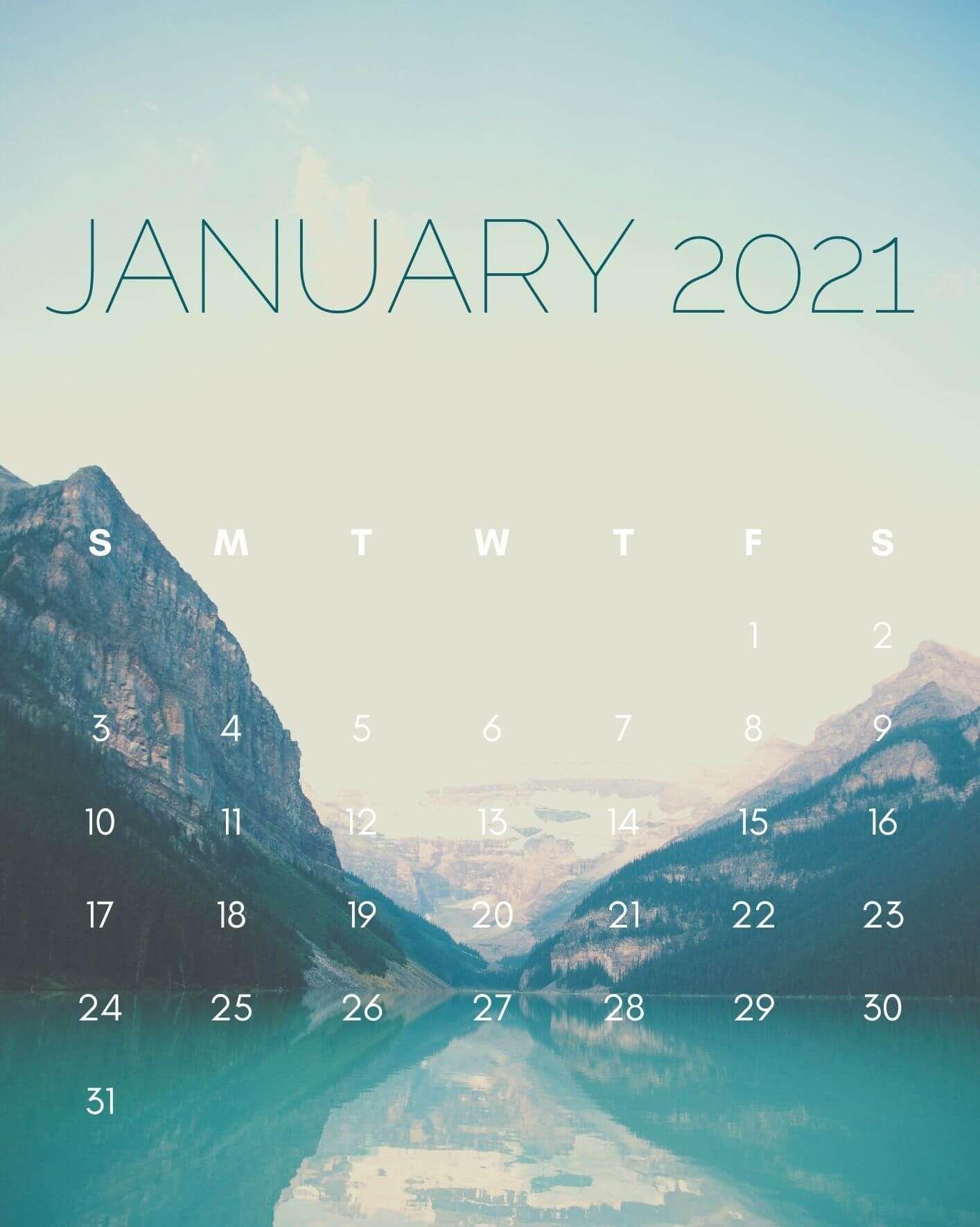 January 2021 Iphone Calendar Wallpaper Calendar Wallpaper Desktop Wallpaper Calendar January Wallpaper