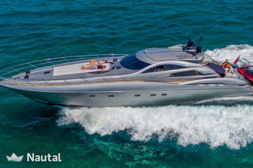 Charter Yacht Produced By Sunseeker Model 75 Predator Has 3