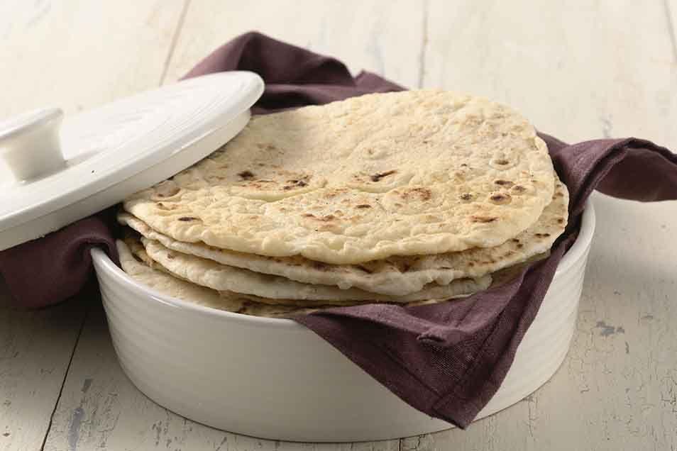 Simple Tortillas Recipe