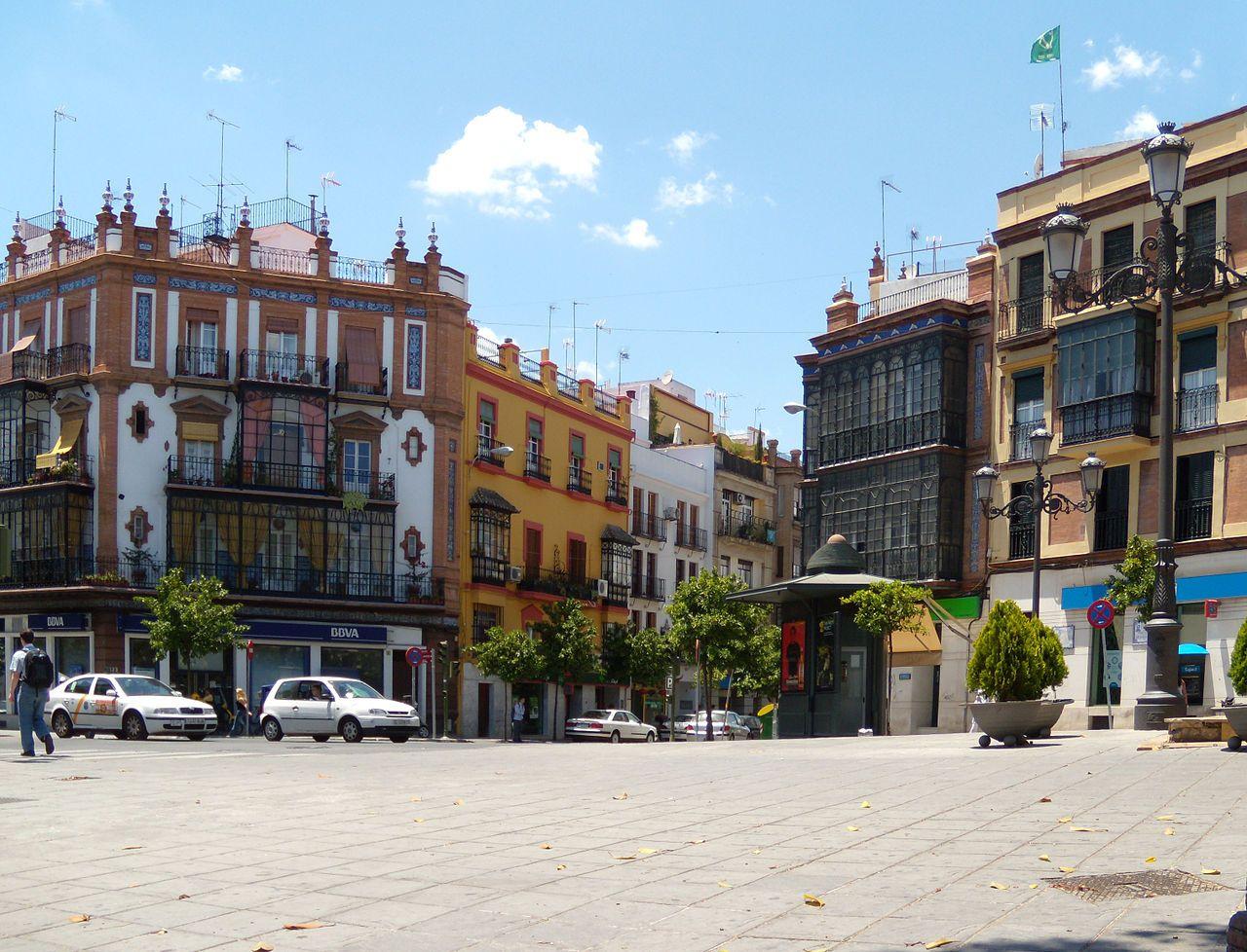 Altozano Triana Sevilla 2 - Seville Wikipedia Madrid