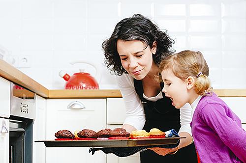 Kids in the Kitchen | Baking with kids, Kids snacks, Kids