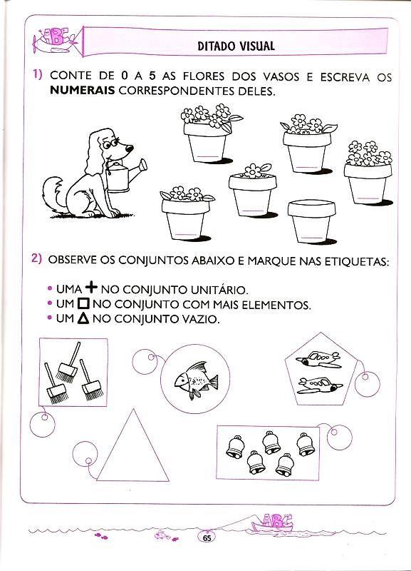 Matematica 5 E 6 Anos 57 Com Imagens Atividades De