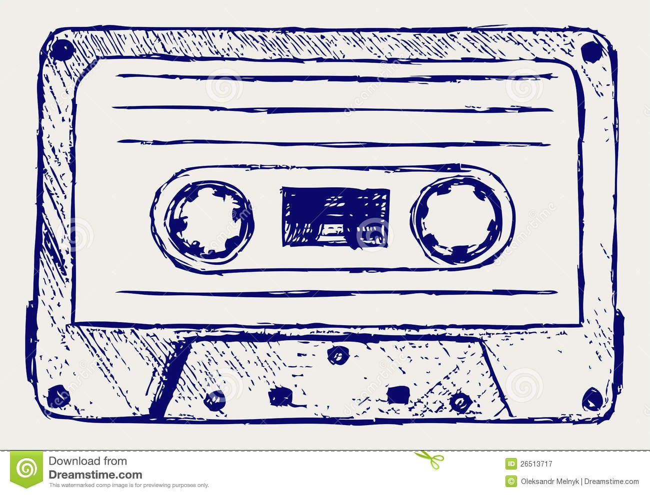 Images For > Cassette Tape Colorful Drawing Dibujos