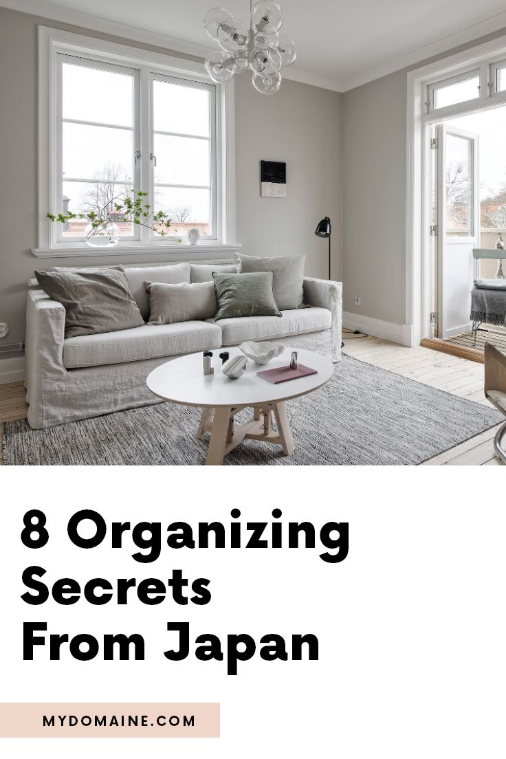 8 Secrets I Wish a Japanese Professional Organizer Had Told Me ...
