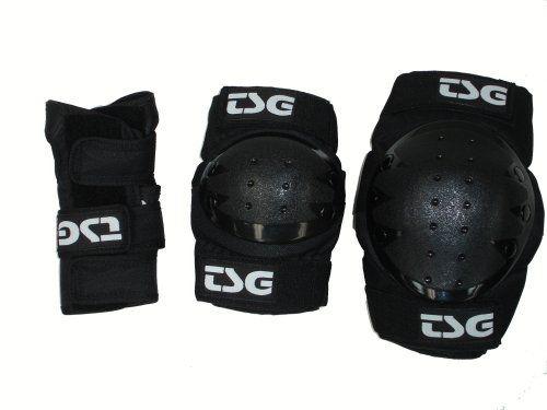 Tsg Force Iii Black Knee Pads Now Available At Warehouse Skateboards Whskate Skateboarding Knee Pads Skates For Sale Bmx Shop