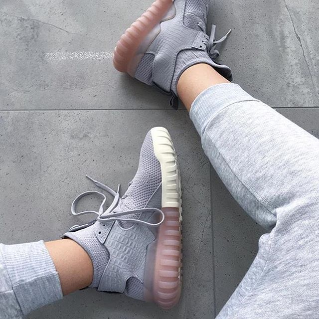 Adidas Tubular X Primeknit Femme