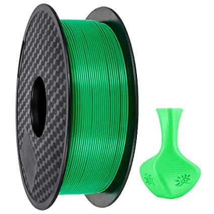 GEEETECH PLA Filament 1.75mm 1Kg spool for 3D Printer,Vacuum Packaging,Gray