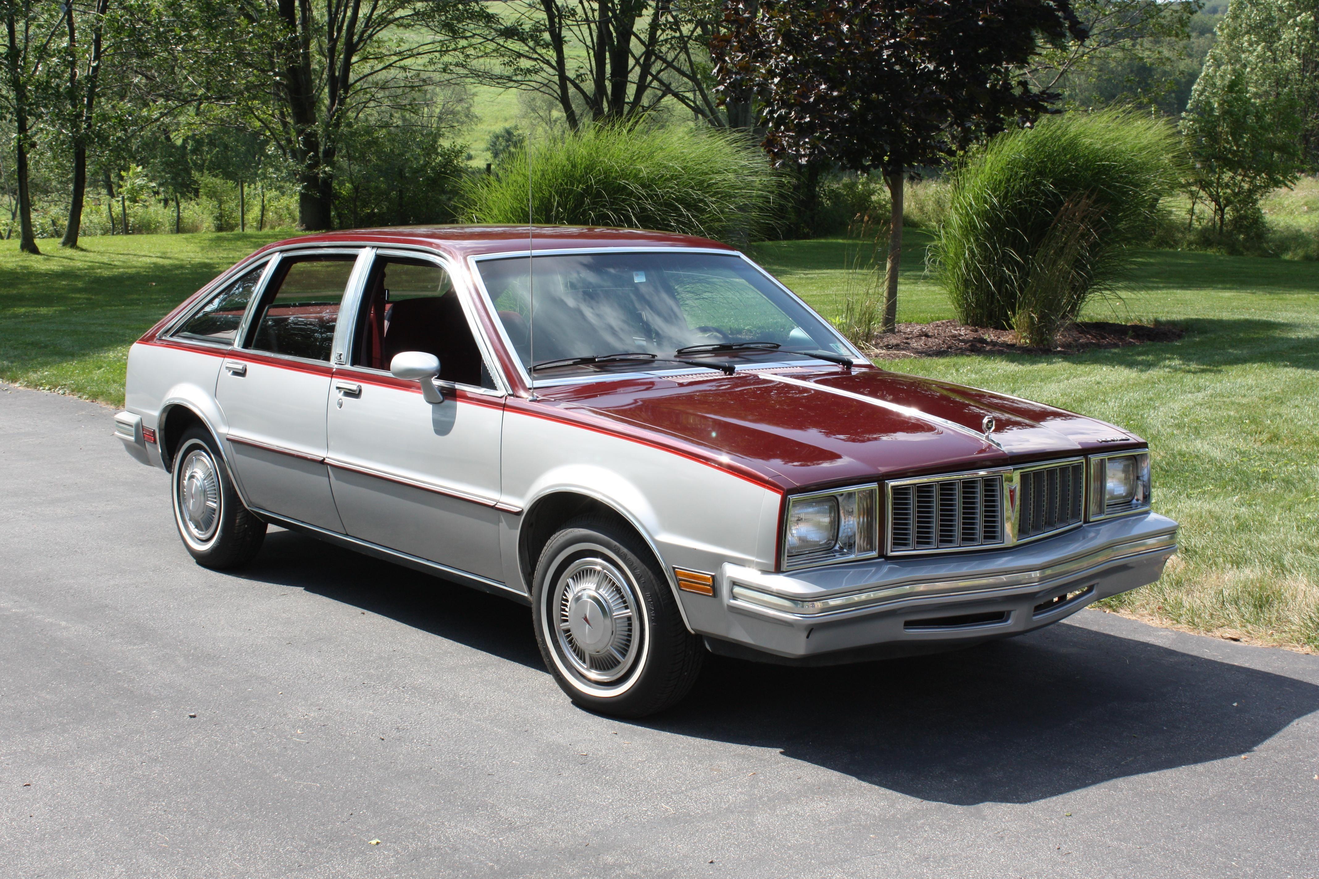 1981 Pontiac Phoenix..... lipstick on a pig Pontiac