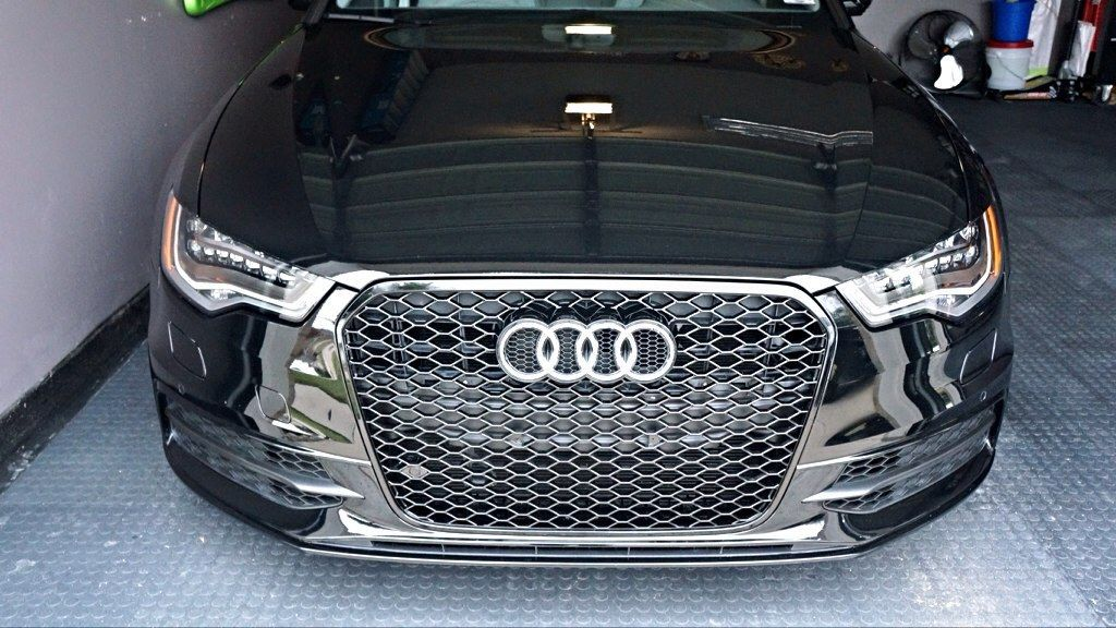 Grill For Audi C7 Related Keywords & Suggestions - Grill For