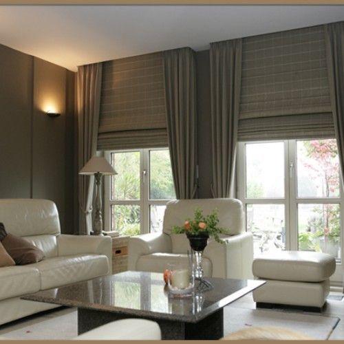 raamdecoratie | Woonkamer Raamdecoratie ~ Beste Inspiratie voor Huis ...