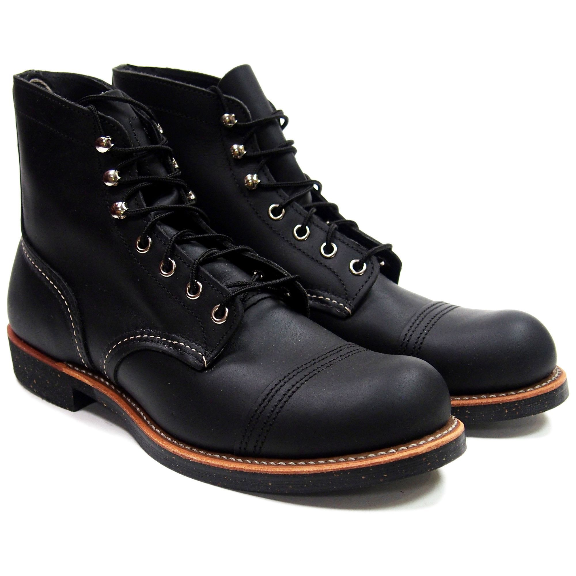 Red Wing Heritage Iron Ranger Boots 8114