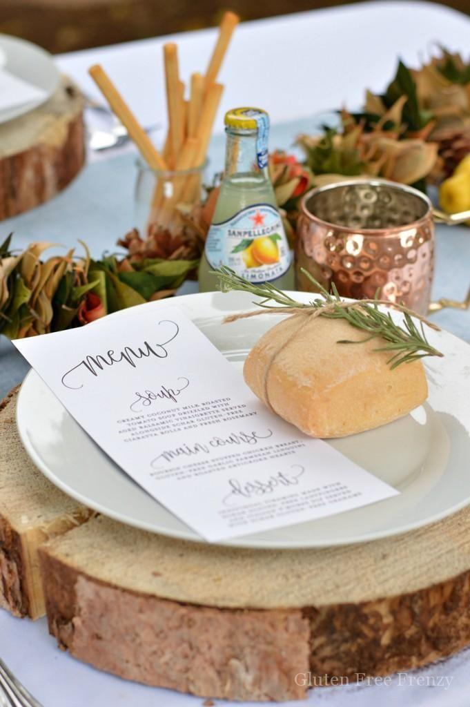 Gluten Free Dinner Party Menu Ideas Part - 24: Rustic Italian Dinner Party And Gluten-Free Tiramisu