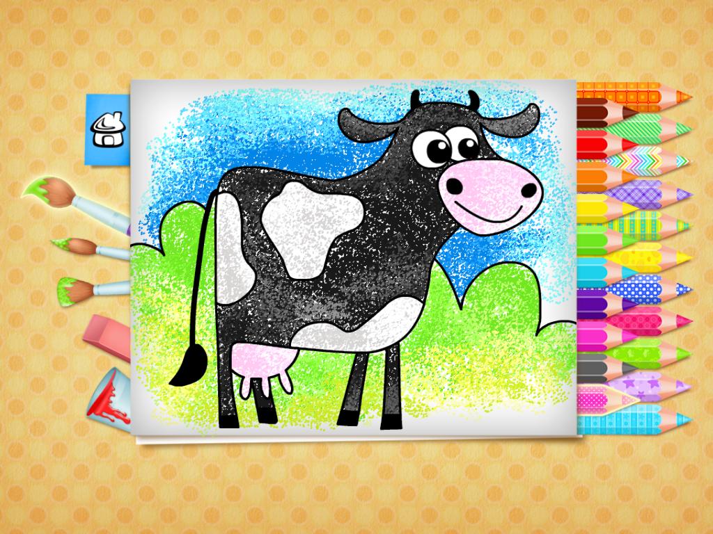 123 Kids Fun Coloring Book 123 Kids Fun Apps Coloring Books Kids Fun