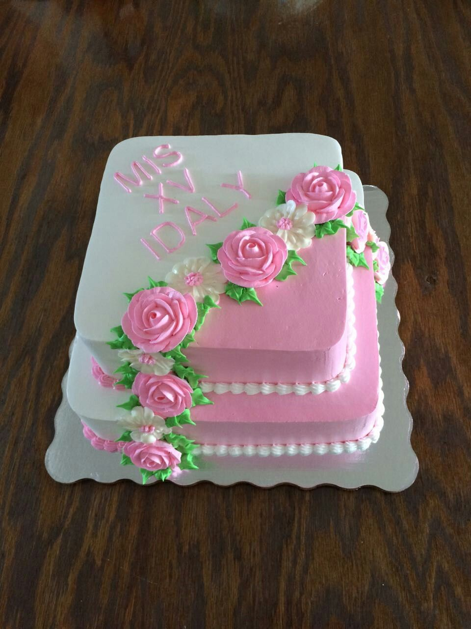 Pin by mary biggs on cakes pinterest layering cake and birthday