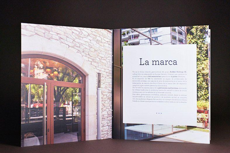 P ginas interiores del dossier corporativo para los restaurantes italianos trii tea for two - Paginas de diseno de interiores ...