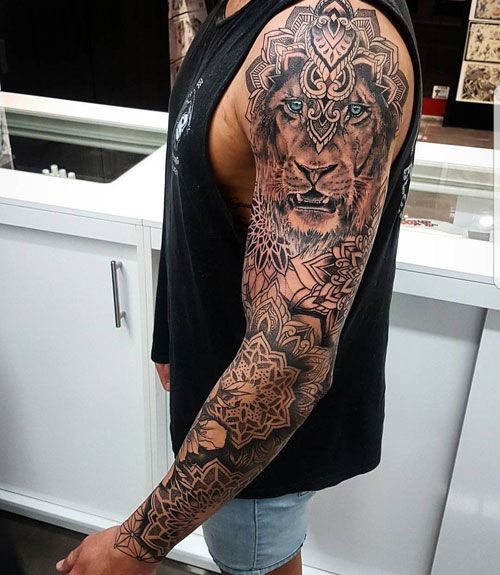 101 Best Sleeve Tattoos For Men Cool Designs Ideas border=