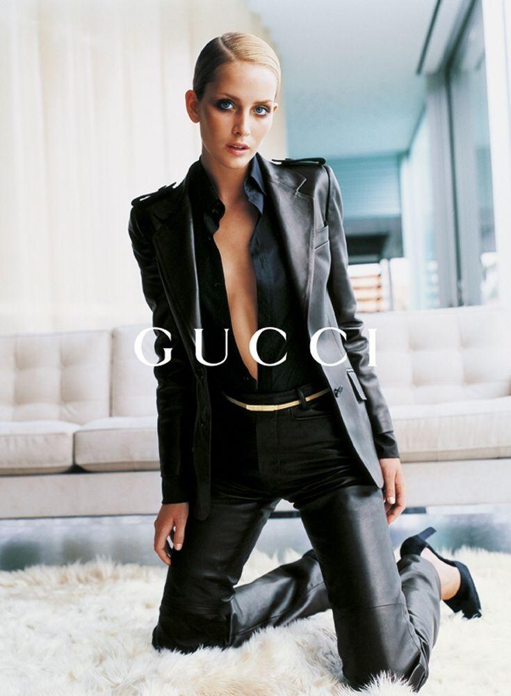 494595cc5 CL — Georgina Grenville in Gucci Fall 1996 Ads Tom Ford Gucci, Gucci Ad,