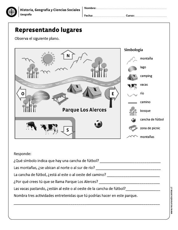 Ciencias Sociales Geografía 1 Y 2 Básico Ciencias Sociales Socialismo Actividades De Geografía