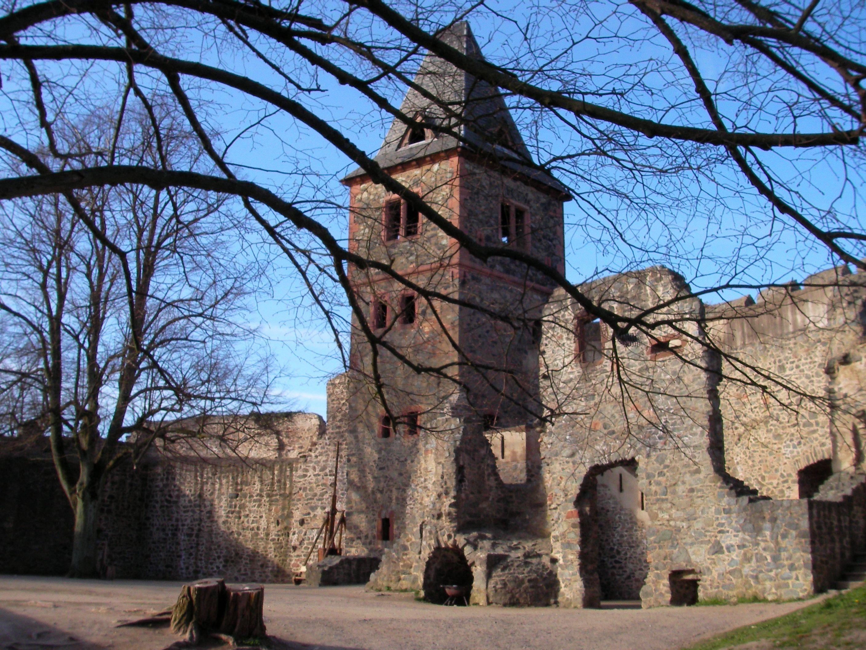 Burg frankenstein darmstadt
