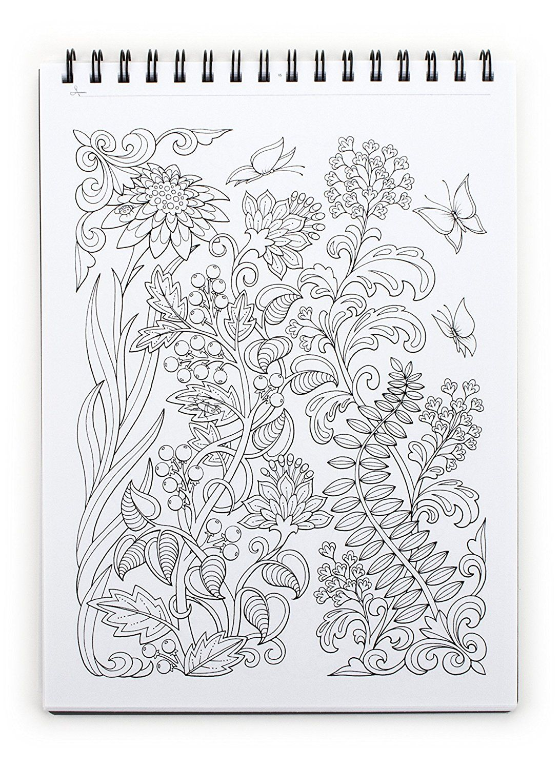 Amazon Com Garden Paths And Forest Trails Coloring Book Large 8 62 X 11 75 Inches Inc And Kathryn Marlin Act Color Coloring Books Printed Shower Curtain