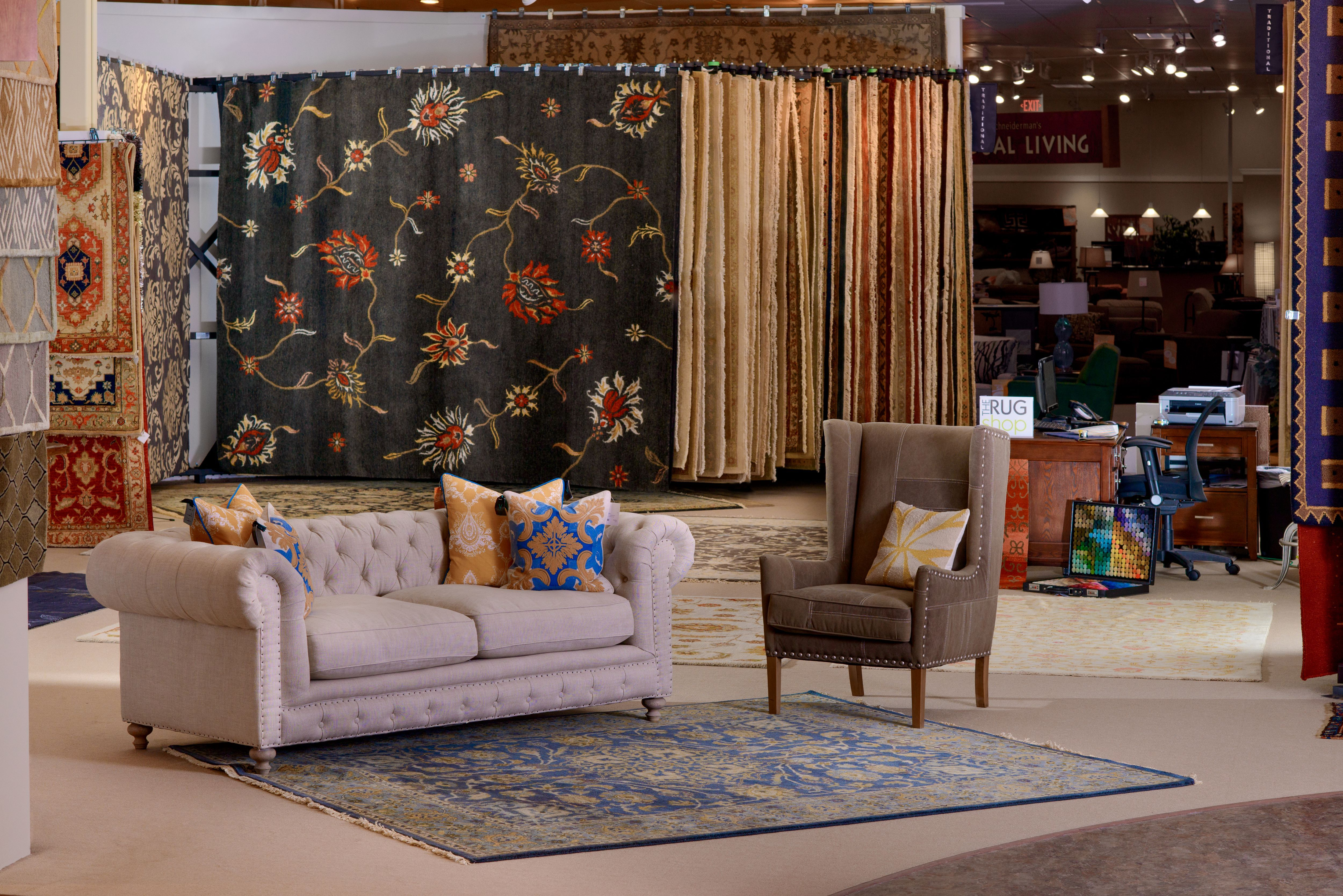The Rug Shop At Schneidermanu0027s Furniture In Plymouth, Minnesota