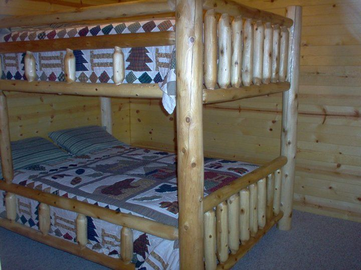 Best Www Martinwoodscabins Com Full Size Bunk Beds In One Of 400 x 300