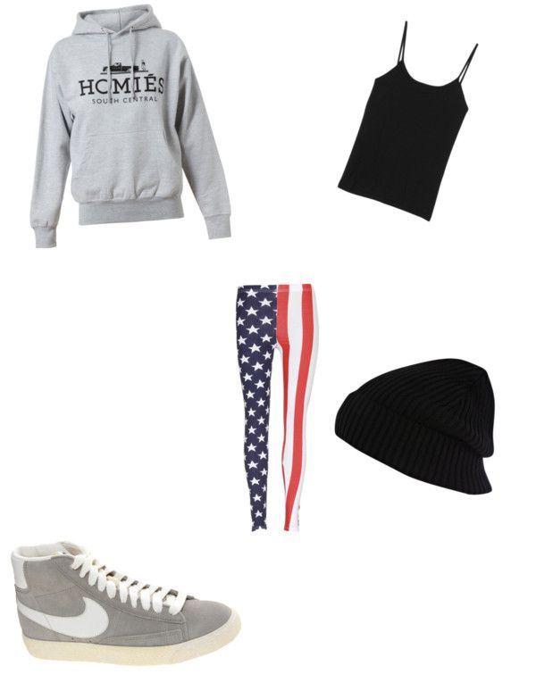 """""""lazy day"""" by georgiamichele ❤ liked on Polyvore"""