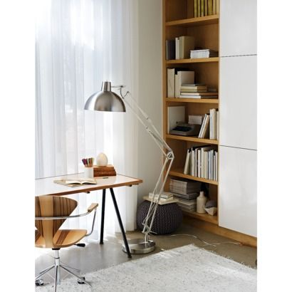 Threshold jumbo architect floor lamp includes cfl bulb new haus threshold jumbo architect floor lamp includes cfl bulb aloadofball Choice Image
