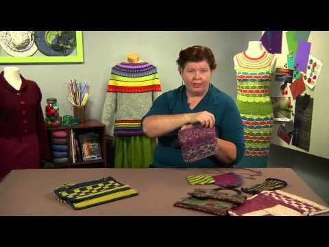 Preview Double Knitting with Annie Modesitt Workshop Video ...