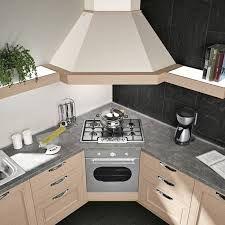Risultati immagini per cappa ad angolo | Progetti di cucine ...