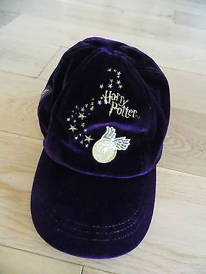 ca2a9c23597 HARRY POTTER QUIDITCH VELVET CAP HAT MARKS AND SPENCER KIDS Caps Hats