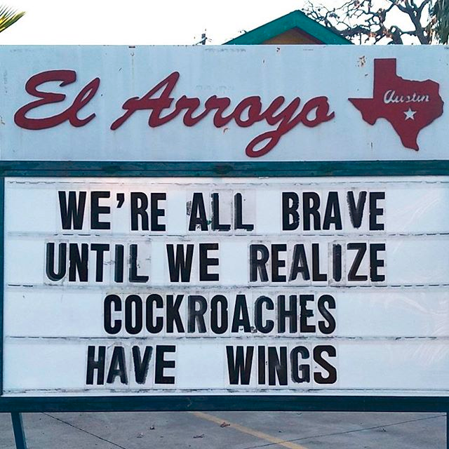 El Arroyo On Twitter In 2020 Restaurant Signs Funny Hysterically Funny Funny Puns