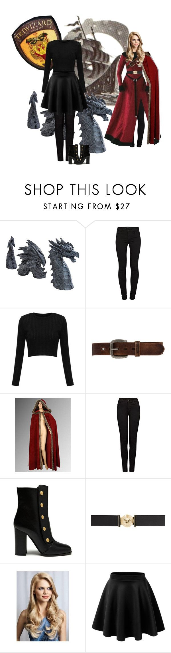 Durmstrang Female Uniform By Janie254 Liked On Polyvore Featuring J Brand Bed Sta Mulberry Versace And Hogwarts Clothes Design Women Perfect Clothing This female durmstrang student a witch who attended the durmstrang institute in the 1990s. pinterest