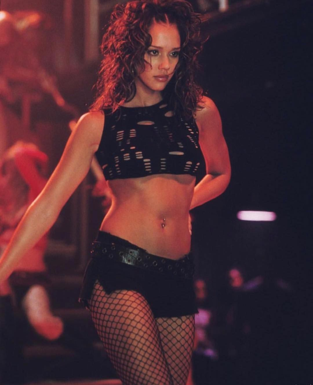 Jessica Alba Honey 2003