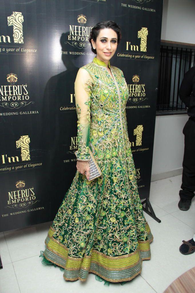 Karishma Kapoor @ Neerus Emporio 1st Anniversary Event