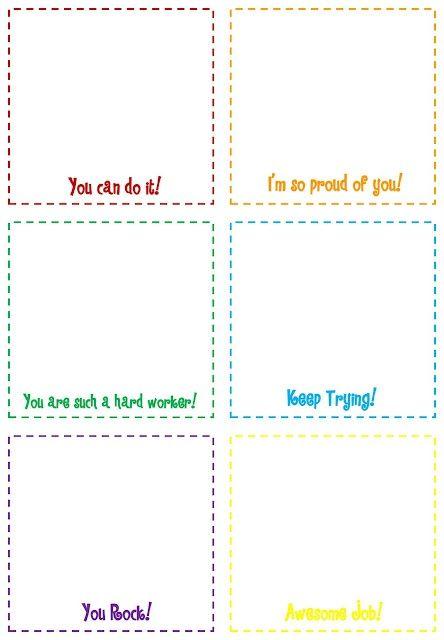 billedresultat for pinterest free printable sticky notes diy