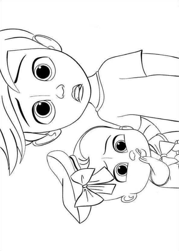27 Coloring Pages Of Boss Baby On Kids N Fun Co Uk On Kids N Fun You Will Always Find The Best Coloring Pages First Boss Baby Coloring Pages Coloring Sheets