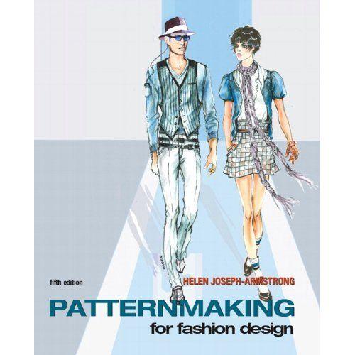 Patternmaking For Fashion Design 5th Edition Helen Joseph