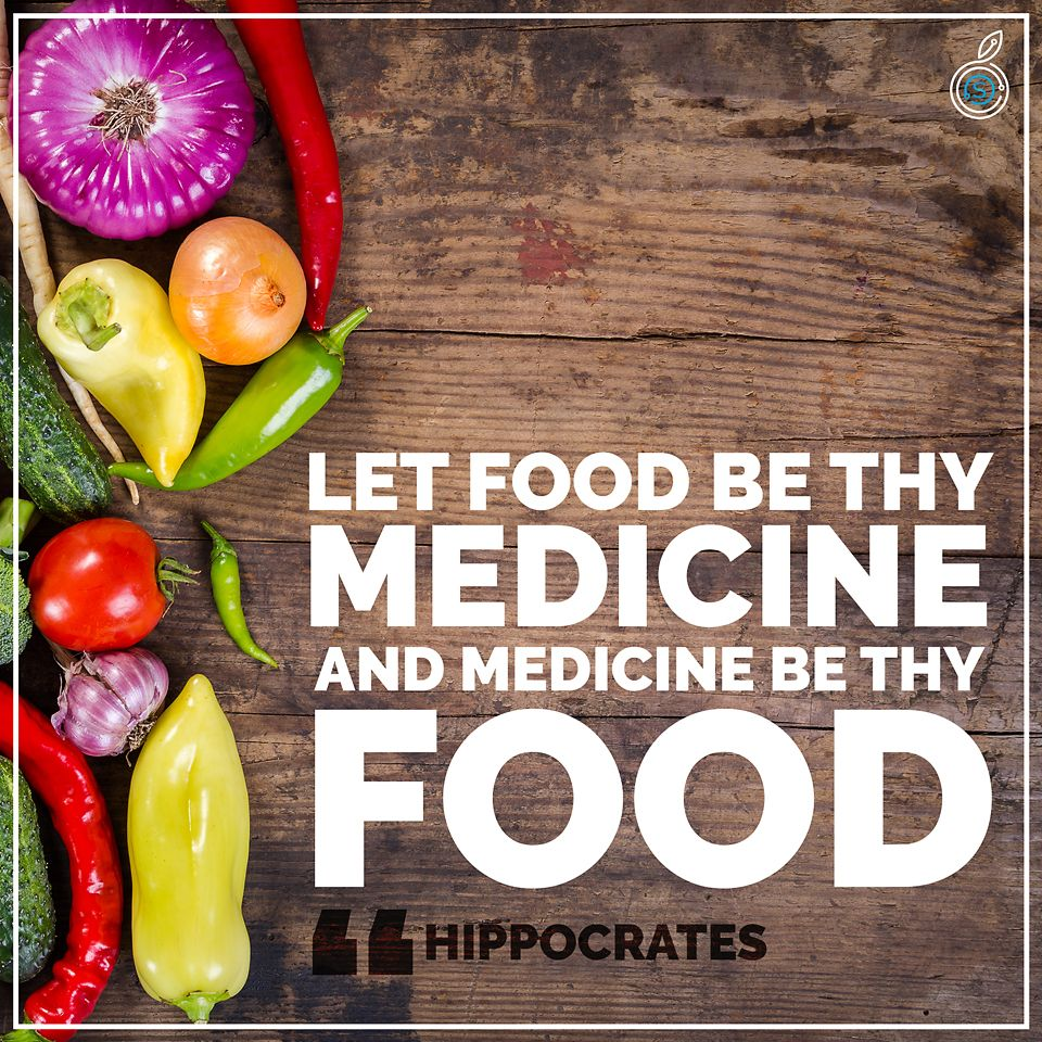 Image result for food be thy medicine