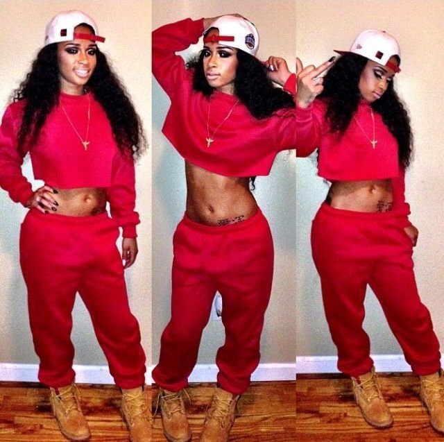 Black Dope Fashion Girl: Swag. That's A Ll I Have To Say...