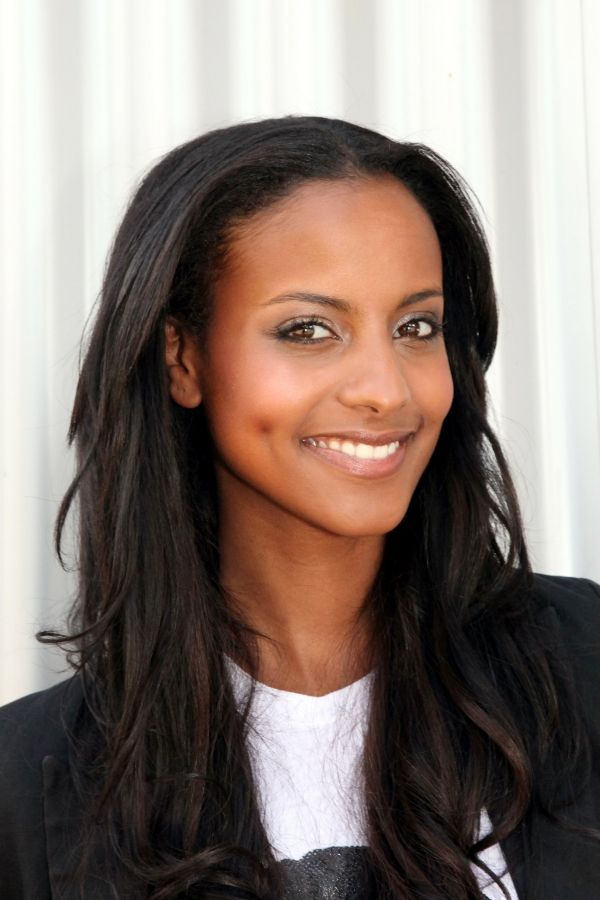 Sara Nuru (born: August 19, 1989, Erding, Germany) is a German fashion model. She is of Ethiopian descent. She was the winner of the fourth cycle of Germany's Next Top Model.