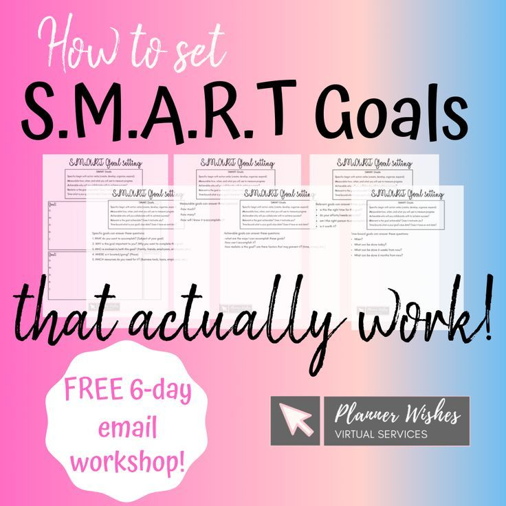 Learn How To Set SMART Goals That Are Easily Acheivable