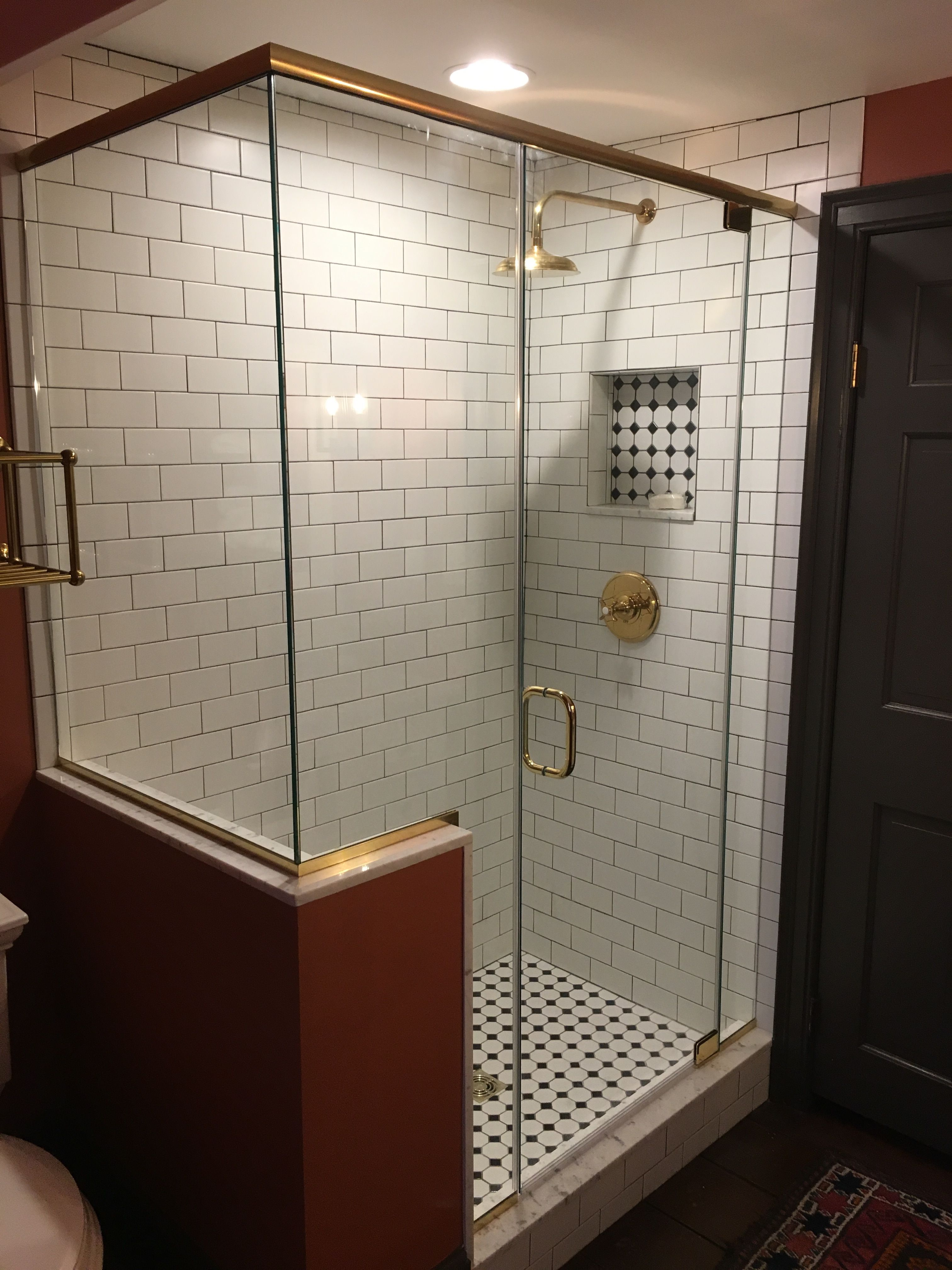 Maryland Frameless Showers Installation Recent Projects