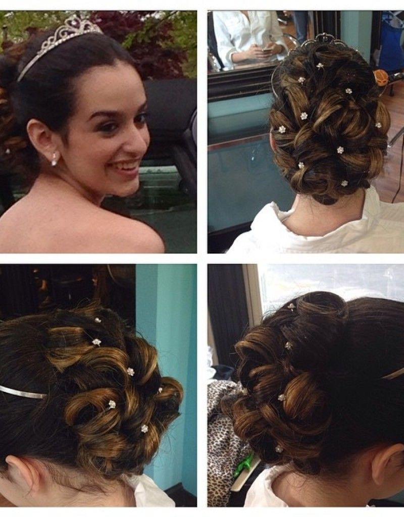 pin by makayla grogan on sweet sixteen | sweet 16 hairstyles