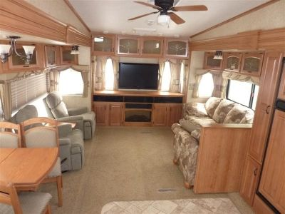 2008 Jayco Designer 35rlts Fifth Wheel Would Love To Have This